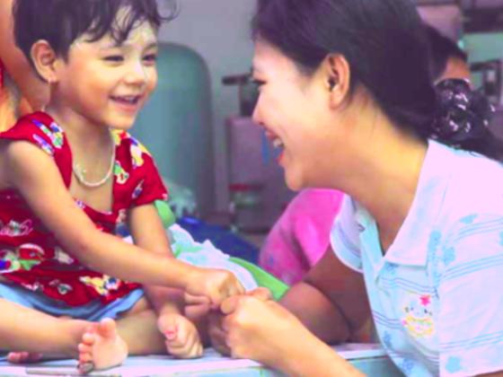 ミャンマー国内で診療を受けられない13万人の移民の命を支えたい