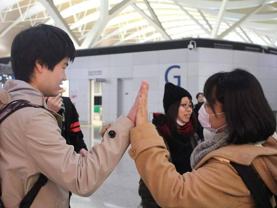 4年目突入!福島の高校生を上海へ!日中友好交流「あいでみ」