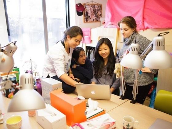 日本に住む高校生達に国際交流できるイベントを開催したい!!