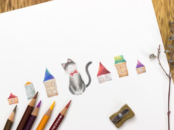 「夢や想い、宝物や今を」大切に生きる子猫の絵本を作りたい
