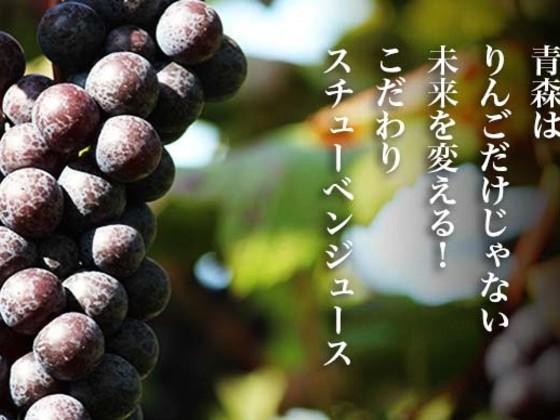 高級品種のブドウ・スチューベンで青森県を盛り上げたい!