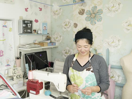 忙しいママ達をオリジナル幼稚園グッズ作りでお手伝いします!