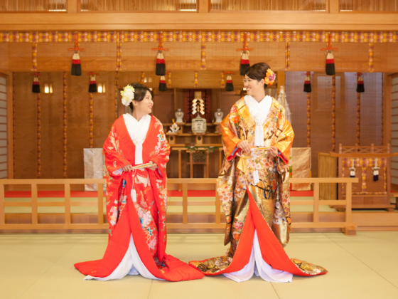 日本初☆関西発☆LGBT神前結婚式を広めたい!!