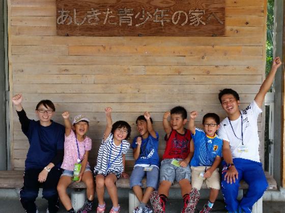 鹿児島県出水市で子ども達がのびのび体操できる場所を作りたい!