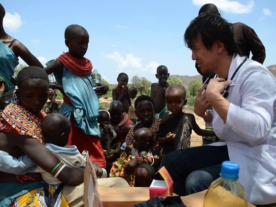 ケニア活動歴26年。エイズ孤児たちを支える日本人家族の挑戦。