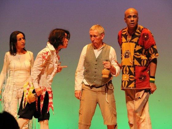 フランス語演劇「マクベスとレディ・マクベス」を上演したい!