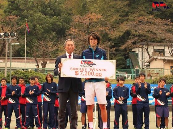 慶應から世界チャンピオンを!国際テニス男女両大会を開催したい