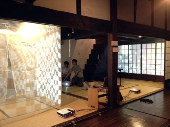 奈良で開催された芸術祭を映画にして残したい!