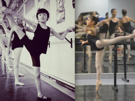 パリでバレエダンサーを目指す子供達を記録し続けるための企画