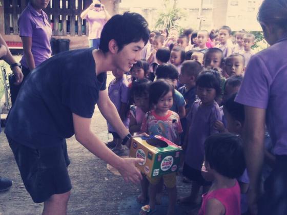 高校生がフィリピンでインターンシップを!社会起業家への一歩!