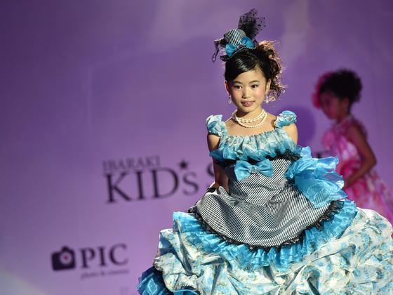 子ども達の個性を輝かせるキッズステージで魅力ある茨城を発信!