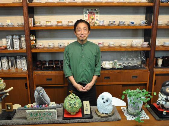 岐阜県羽島市の古民家カフェの挑戦!看板ふくろうプロジェクト!