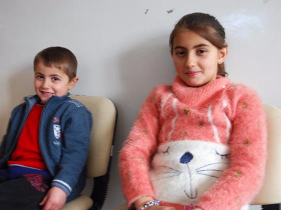 父親を亡くしたシリア難民の子どもたちに、通学費を支援したい!