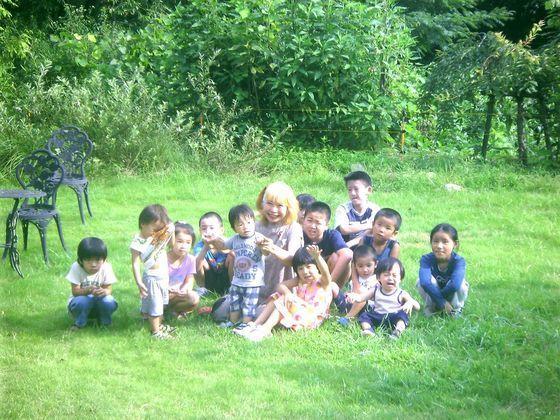 アトピー・アレルギーで苦しむ親子をメダカの学校に招待したい!