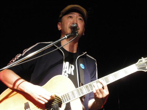 音楽の力で脱原発と反戦、反貧困を訴えたい!仙台でライブを!