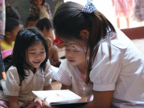 火災を受けたミャンマーの難民キャンプにみんなで本を贈ろう。