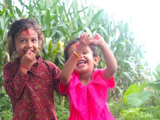 ネパールのラビ村の水問題を解決し、子どもと女性たちに幸せを!