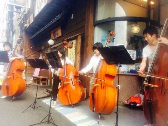 音楽と風景の街・尾道。5月6日海風乗って街中で音楽を奏でたい!