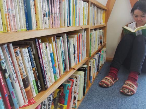 みんなの第3の居場所になるような楽しい本屋を開きたい!