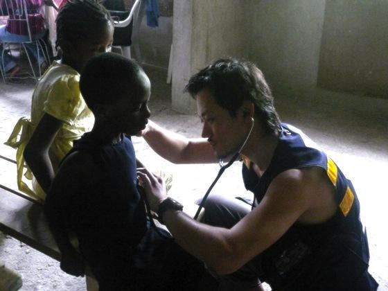 ハイチ人医師を日本の医療教育で育成し、結核患者を救いたい!