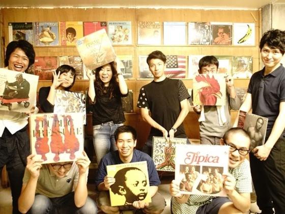 谷根千に日本一ハードルの低いレコード屋「block」をOPEN!