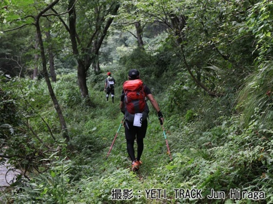 霊峰白山で日本初7日間250キロウルトラマラソンを開催します