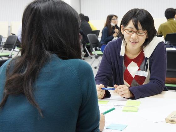 社会人と学生が職について議論する新たな場を作りたい!