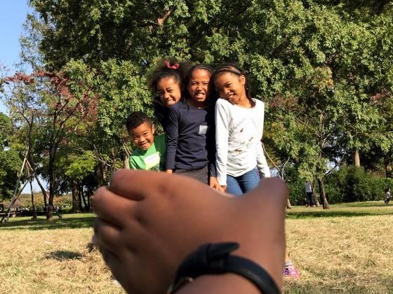 アフリカにルーツを持つ子どもたちへ、キャンプで自信と誇りを!