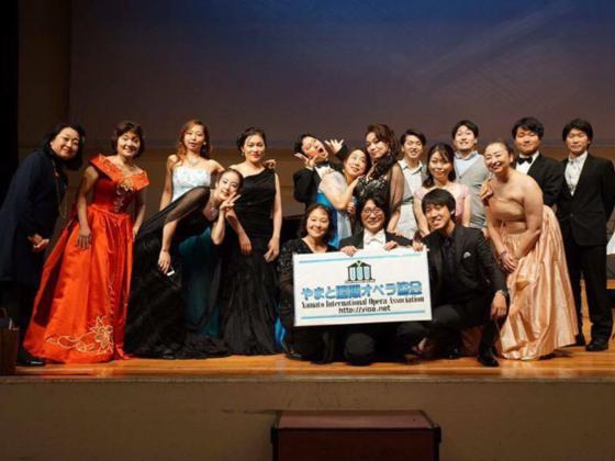 市民と共に創るオペラと第九を一度に楽しめるコンサートを開催!