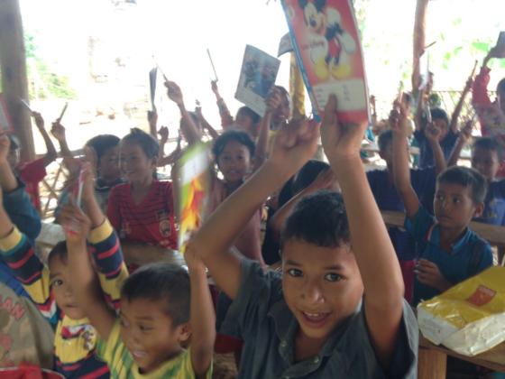 200人の子ども達が学ぶ カンボジアのフリースクールを応援したい