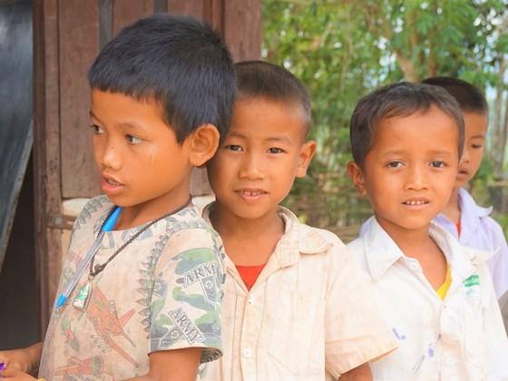 20年間の恩返し!学校建設中のラオスの村にきれいな水を届けたい