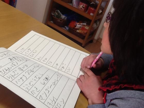 弱視の子にも使いやすいかわいい・かっこいいノートを作りたい!
