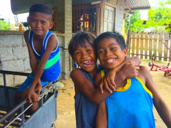 フィリピンで祭りを開催!心と心を繋げたい!