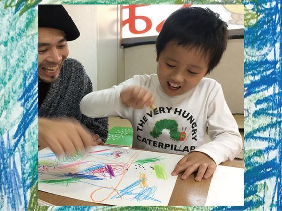障がい児とともに作り上げるアート!全国7都市での展示会を開催