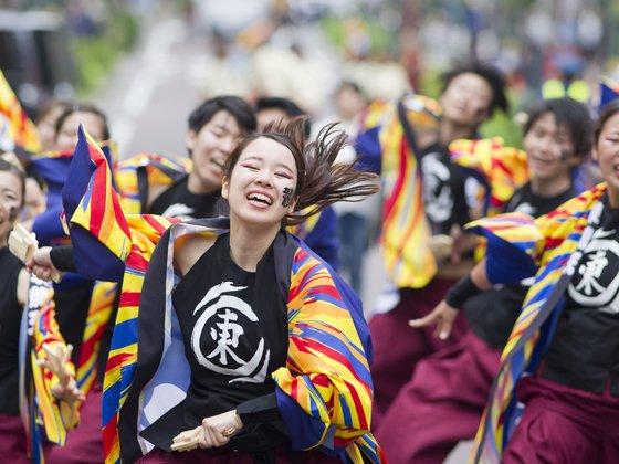 長く愛される祭りを目指して。第二回横浜よさこい祭り開催!