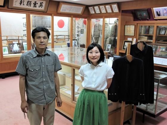 宮崎縣護国神社の戦争遺品をデジタル保存し、後世に伝え残したい