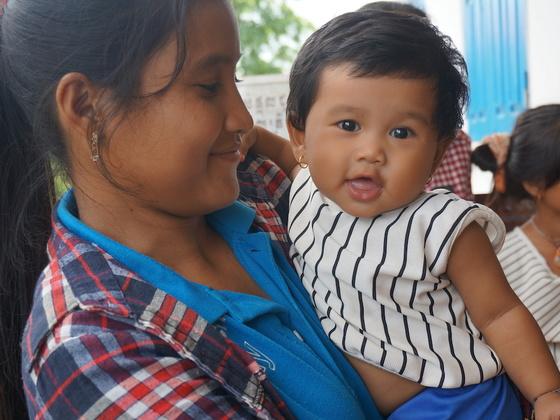 カンボジアの僻地に病院を建設し、8000人の命を守りたい!!