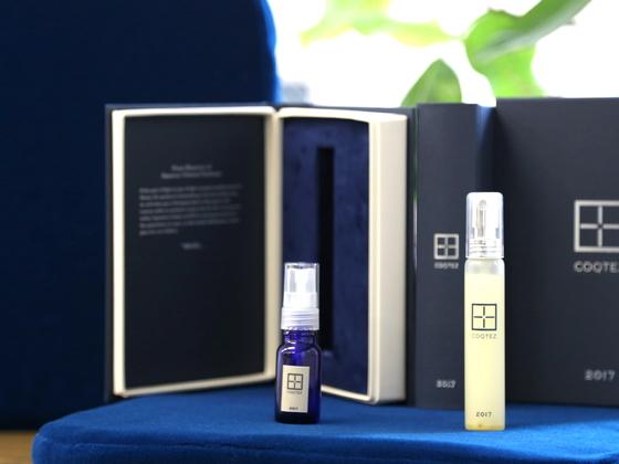 ついに!COQTEZ 『 国鉄の香り 』ルームフレグランス 初の商品化
