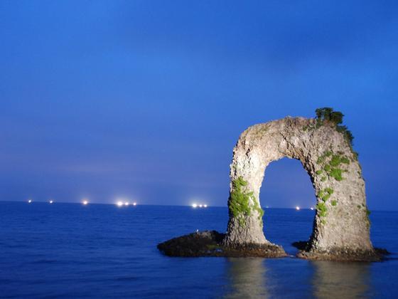 島の魅力を体感!北海道奥尻島で「ムーンライトマラソン」開催!