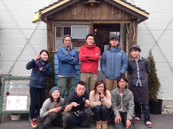 地産地消!陸前高田のまち・人に寄り添ったカフェをつくりたい!