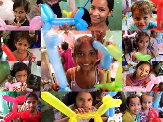 世界のスラムを救うプロジェクト~スタートはインド学校建設