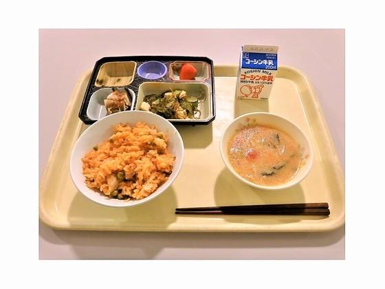 お腹を空かせた定時制高校の生徒のために温かい給食を守りたい!