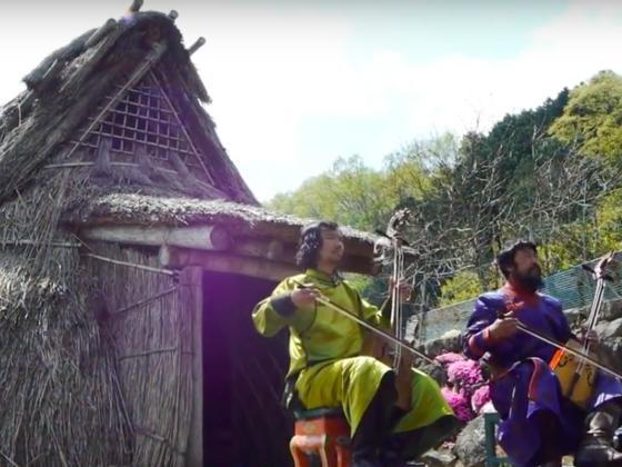 兵庫県但東町から馬頭琴の音色を、多くの方に届けたい!