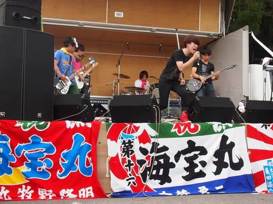 南三陸で音楽祭を開き、若者が文化交流出来る町を取り戻したい!