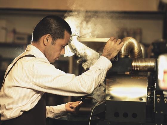 珈琲は鮮度が命。煎りたてをもっと身近に!焙煎機を開発したい