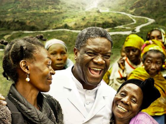 コンゴの性暴力と紛争に関する映画「女を修理する男」をDVD化!
