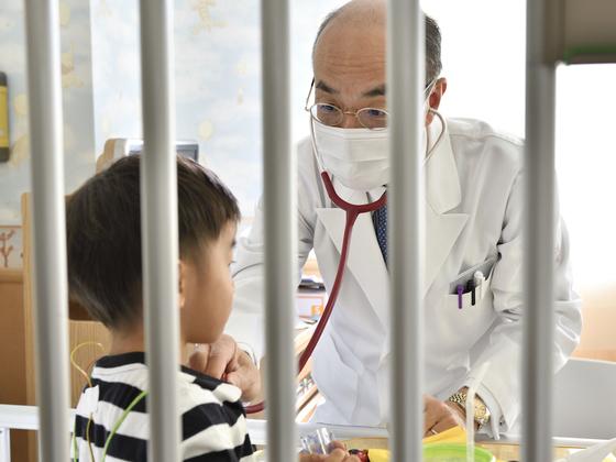 ぜん息の子どもと親の負担を減らしたい。新しい治療法への挑戦