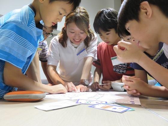 全国の子ども達に経済の仕組みを楽しく学べる教材を届けたい!