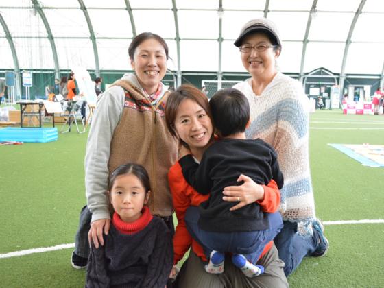 現役ママによるママンココン計画〜mamaの居場所プロジェクト〜