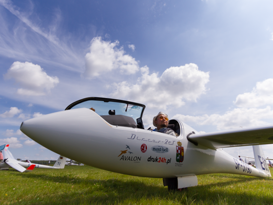 大空の楽しさを若者に伝えたい!アラフォーパイロットの世界挑戦